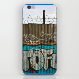 I love tofu iPhone Skin