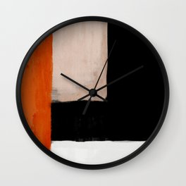 abstract minimal 14 Wall Clock