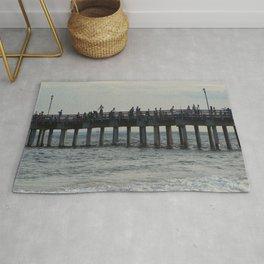 Coney Island Pier Rug