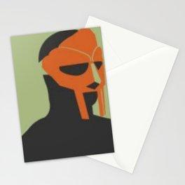MF Doom - ˢᵗᵉᵛᵉ ᴼⁿ ᵀʰᵉ ᴮᵉᵃᶜʰ Daniel-Dumile - Hip-Hop Is Life Art  6 Stationery Cards