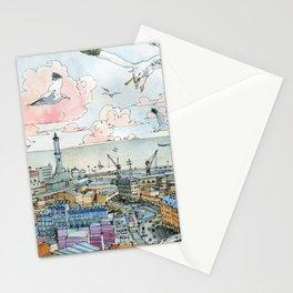 Genova e la Lanterna Stationery Cards