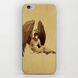 bird prince iPhone Skin