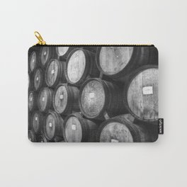 Stacked Barrels Carry-All Pouch