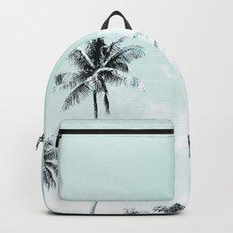 Island vibes - aqua mist Backpack