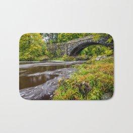 Beaver Bridge Bath Mat