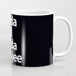 bad boujee Coffee Mug