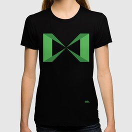 Simple Construction Green T-shirt