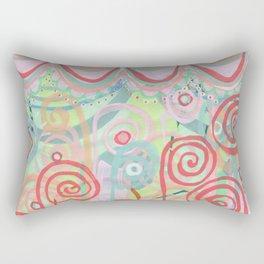 Fiddlehead Rectangular Pillow