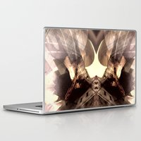 text Laptop & iPad Skins featuring TEXT. by Amelia Temple