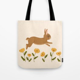 golden leap Tote Bag