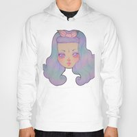 loll3 Hoodies featuring Amanita by lOll3