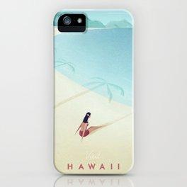 Hawaii iPhone Case