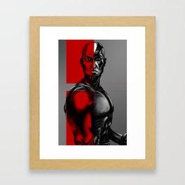Kratos Art Framed Art Print