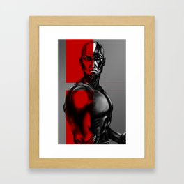 Kratos Art Framed Art Print