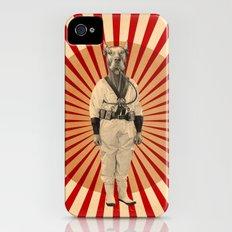 God save the Dog! iPhone (4, 4s) Slim Case