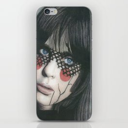 Zooey Doll iPhone Skin