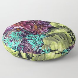 Native Plantings Floor Pillow