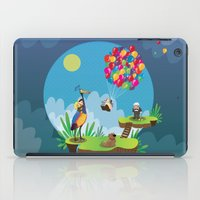pixar iPad Cases featuring UP by Maria Jose Da Luz