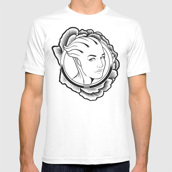 Mass Effect. Liara T'soni T-shirt