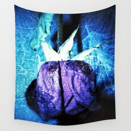 Love Song - Midnight Velvet (Blue) 0351A Wall Tapestry
