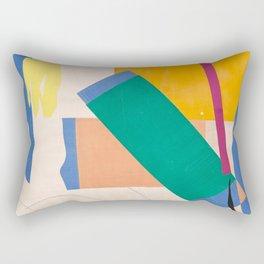 Henri Matisse: The Cut-Outs Edit Rectangular Pillow