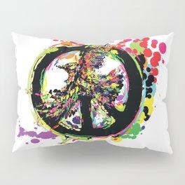 Peace & Peace Pillow Sham