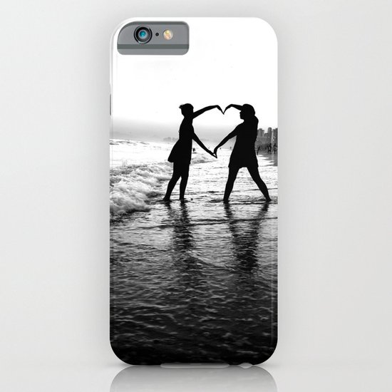 Love BW iPhone & iPod Case