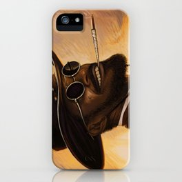 Django - Our newest troll iPhone Case