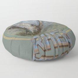 RHEA Floor Pillow