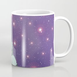 The Statue of Liberty in Universe Coffee Mug