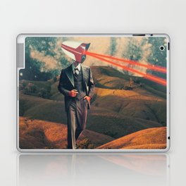 We are Watching You for Your Own Safety Laptop & iPad Skin