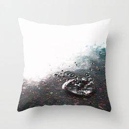 Disturbing the Peace Throw Pillow