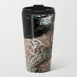Old man and gray, but another 20 years until the last day. Travel Mug