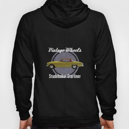 Vintage Wheels - Studebaker Starliner Hoody
