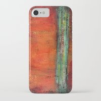 copper iPhone & iPod Cases featuring Copper by Paper Rescue Designs