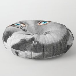 Cosmetic and Other Changes Floor Pillow