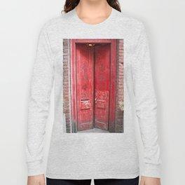 23 1/2 Fan Tan Alley Long Sleeve T-shirt