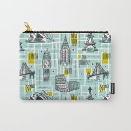 Globetrotter Carry-All Pouch