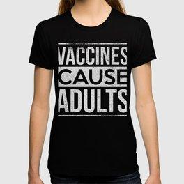 Impfstoffe Impfunterstützung Geschenk T-shirt