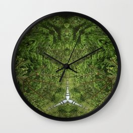 Don't Go Down To The Woods Today... Wall Clock