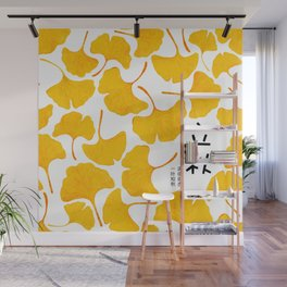 FALL IN LOVE WITH FALL Wall Mural