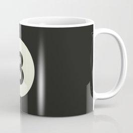 SNOOKER NUMBER 8 Coffee Mug