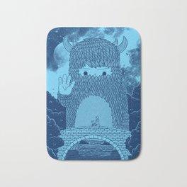 Hello Little Creature Bath Mat