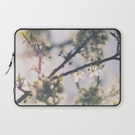 Blooming Blossom, Bring Me Spring! Laptop Sleeve