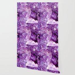 Purple Gems Wallpaper