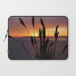 Sunset Sillhouette Laptop Sleeve