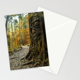 Bunya treasure Stationery Cards