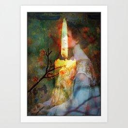 The Light Inside Art Print