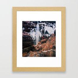 People in Landacape 04 Framed Art Print