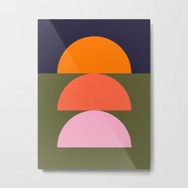 Spring- Pantone Warm color 03 Metal Print